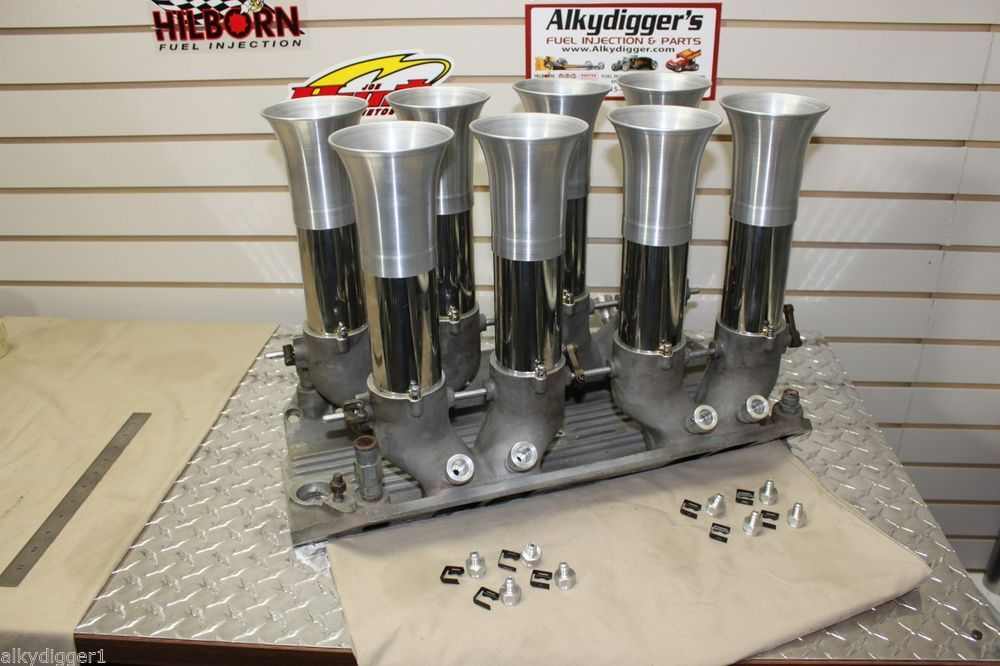 HILBORN EFI FUEL INJECTION -Ready for conversion or could be