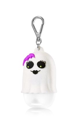 Ghost Light Up Pocketbac Holder Bath Body Works Scare Away
