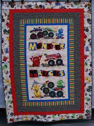 Monster Trucks | Sold Quilts! | Pinterest | Monster trucks and ... : canadian quilts for sale - Adamdwight.com