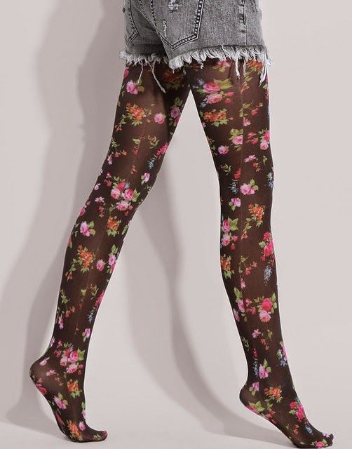 Pantyhose Fashion 2014