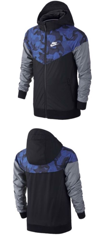 Sweatshirts and Hoodies 57916: Nike Youth Sportswear