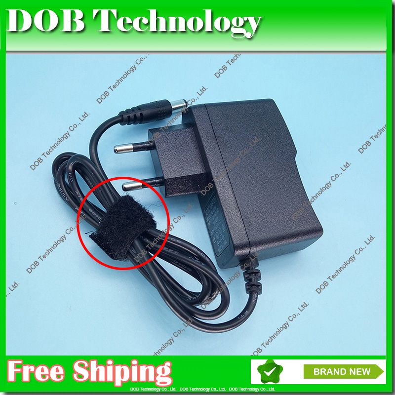 5pcs/lot High quality AC/DC 9V 1A Switching Power Supply adapter ...