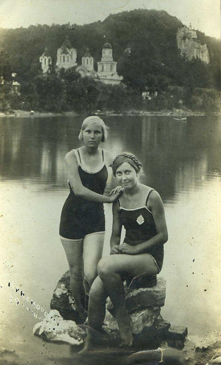 Svyatogorsk, USSR, 1930s    http://semioticapocalypse.tumblr.com/