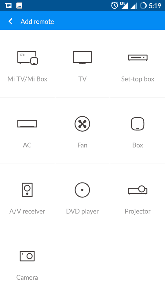 [APP] Download Mi Remote app for Xiaomi Redmi Phones For