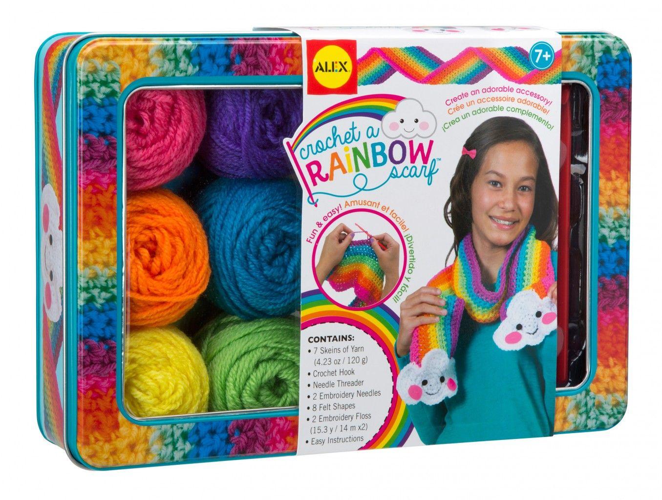 ALEX Toys Craft Amazing Knitter 391W