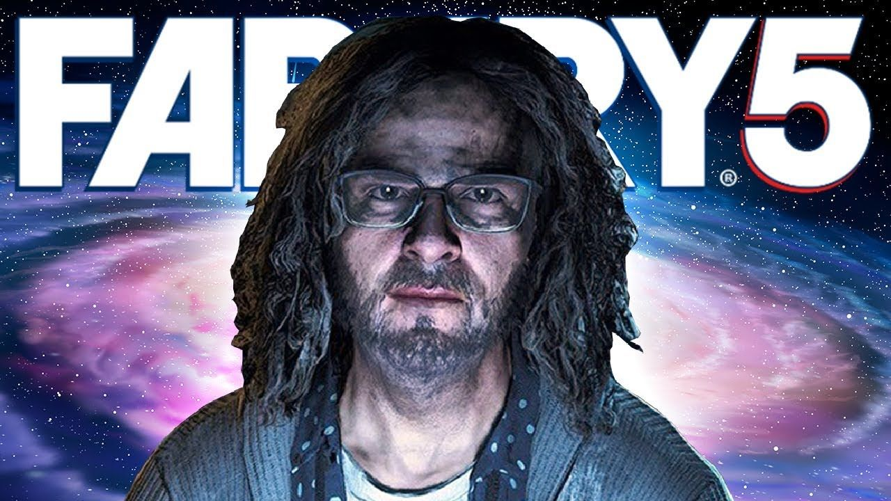 Far Cry 5 Crazy Larry Parker Aliens In Far Cry 5 Farcry 5 Gameplay Funny Moments Home And Decor 6976 Office Decor Small Space Office Home Office Design