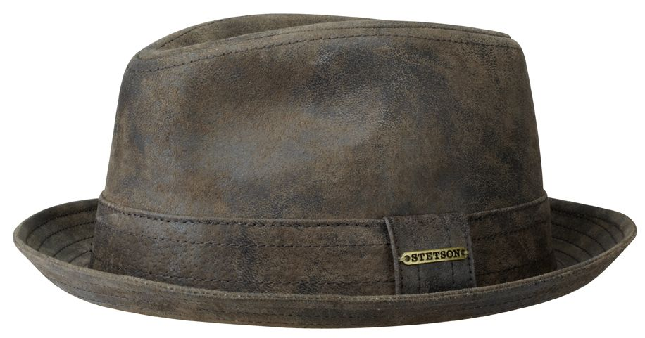 b8d5999469524a Stetson Player Pigskin Pork Pie Hat, Trilby Hat, Well Dressed, Hats For Men