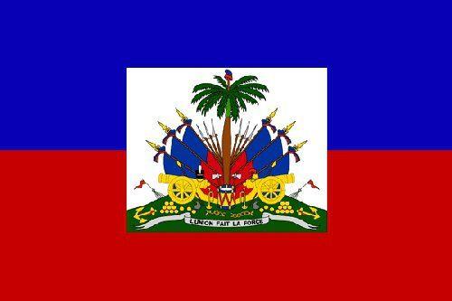 Place Of Birth Haitian Flag Haiti Haiti Flag