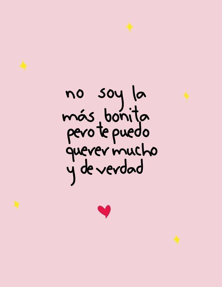 Frases De Amor Y Amistad Pinterest