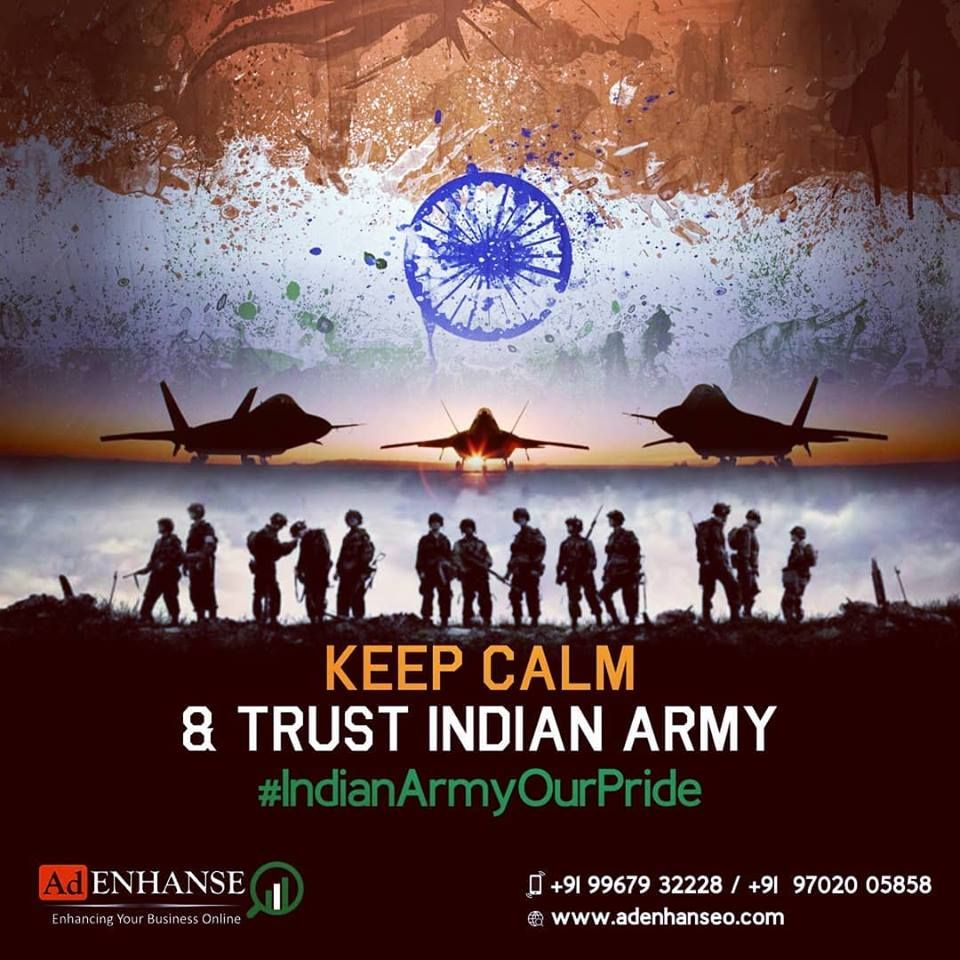 Indian Indian Army Colorful Backgrounds Indian