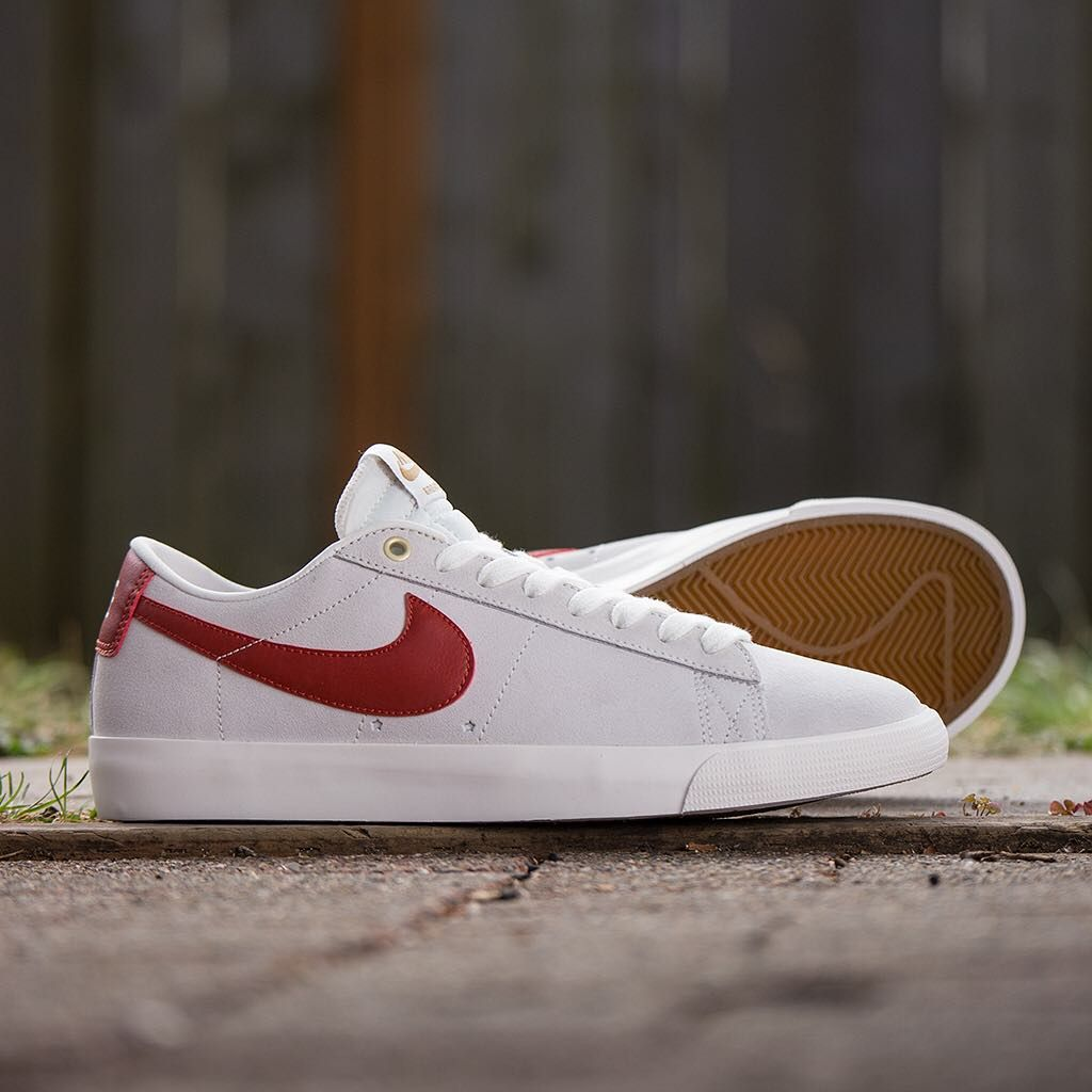 online store 95dd2 96342  gtblazer This is Grant Taylor s Nike SB Blazer Low GT in
