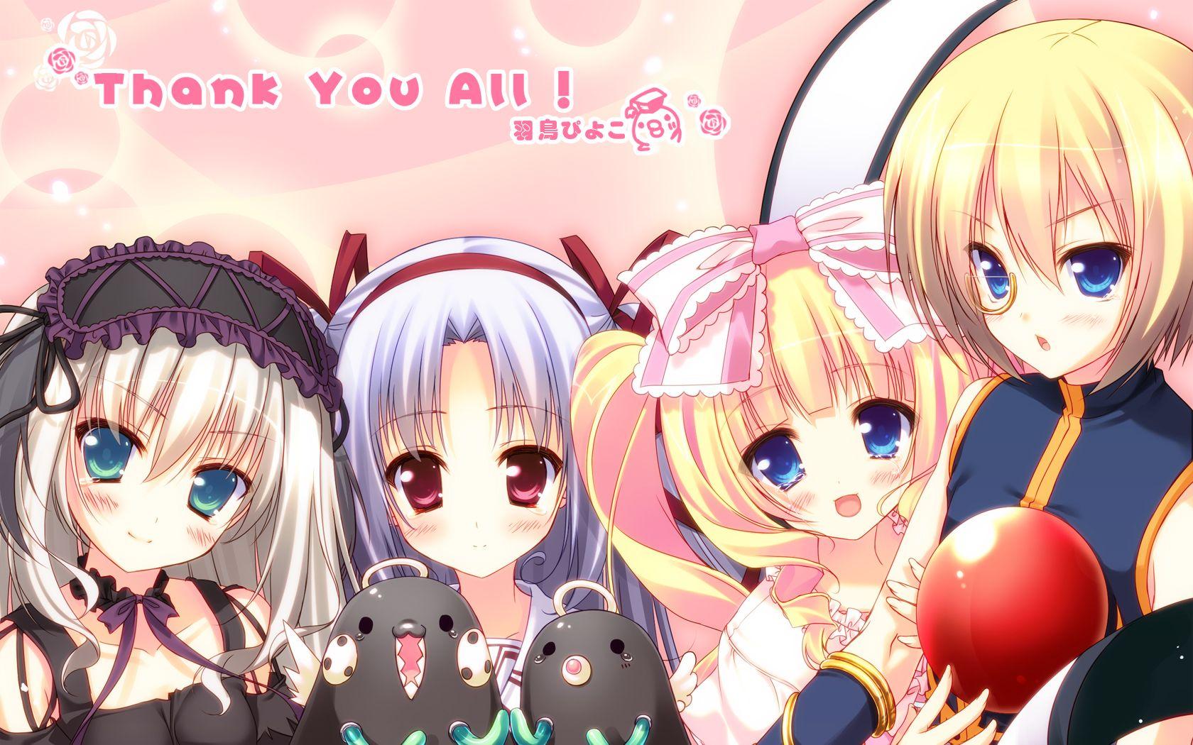 Tags 11eyes Momono Shiori Lass Hatori Piyoko Shokan No Scholastica Shokan No Benedictus Lieselotte Werckmeister Anime Wallpaper Anime Android Wallpaper