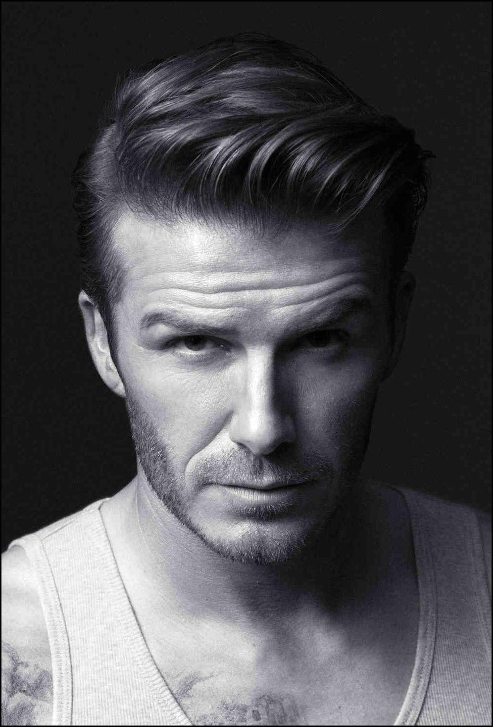 Aktuelle Frisur Von David Beckham Stilvolle Frisur Website Foto