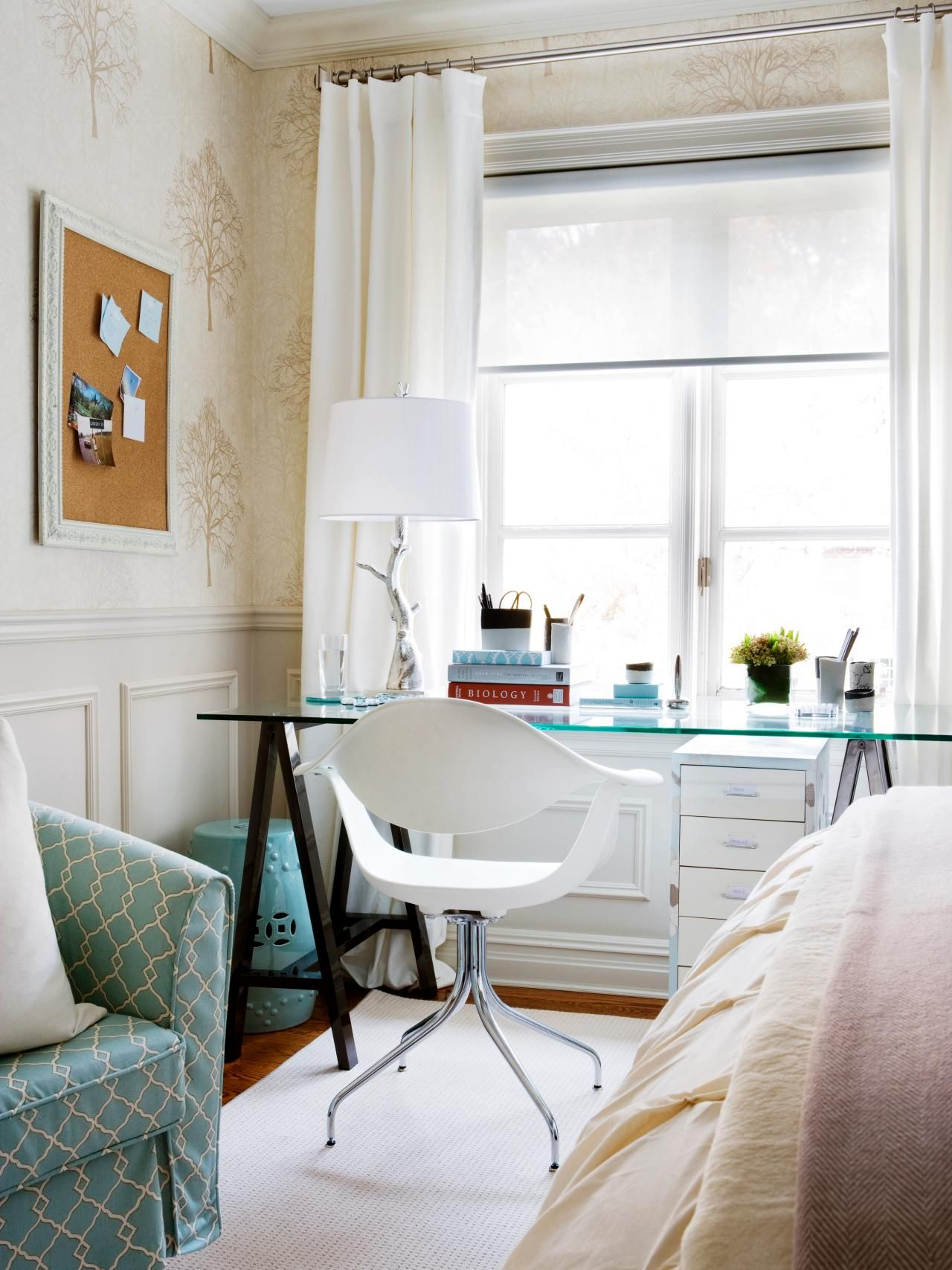 Creative and Inspirational Home Offices | Pinterest | Window, Hgtv ...