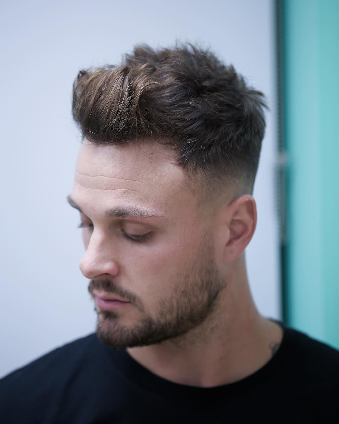 the best men's haircuts + hairstyles (ultimate roundup!) | side