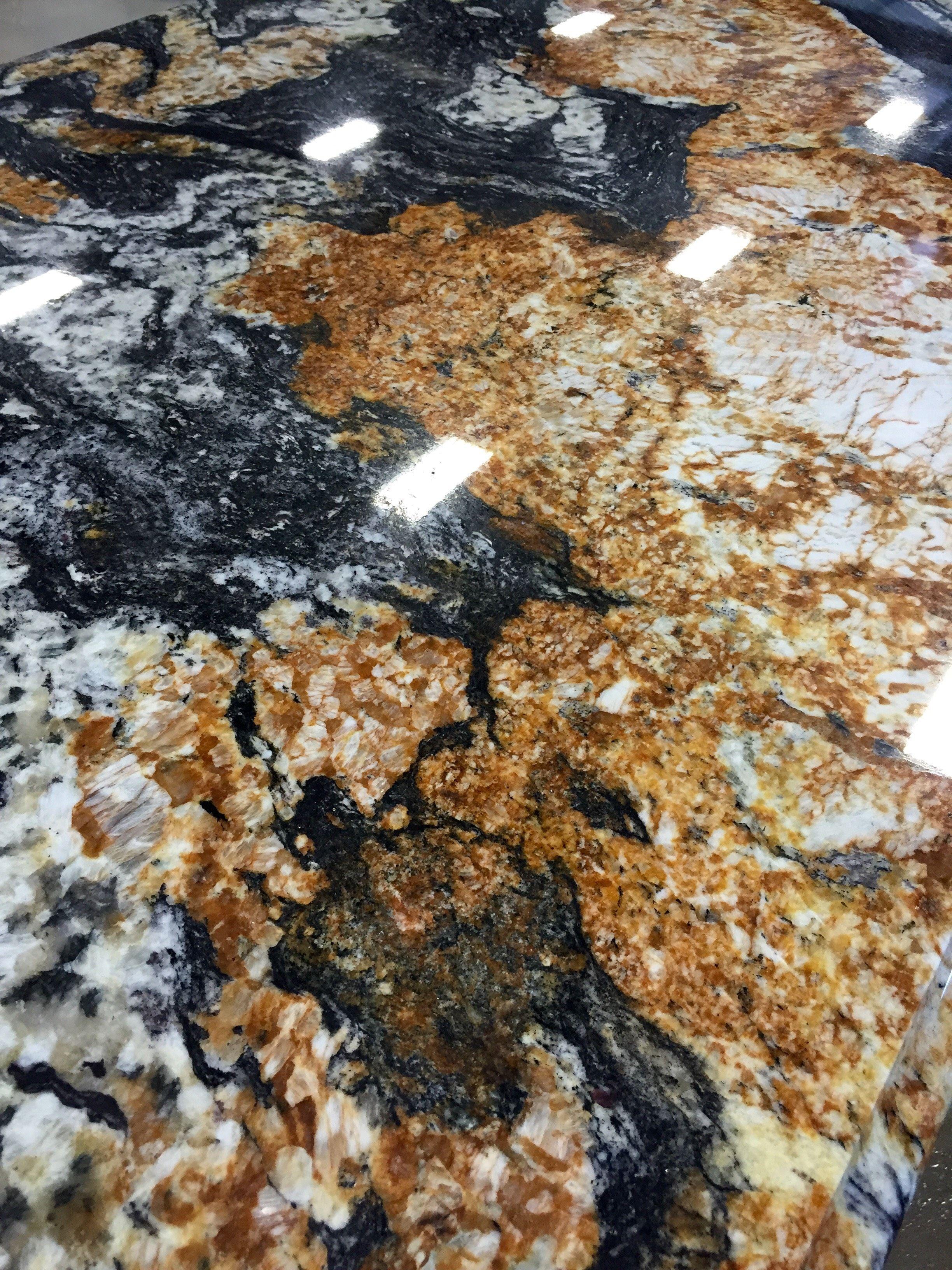 Granite Countertop Colors: Granite Sensa Orinoco