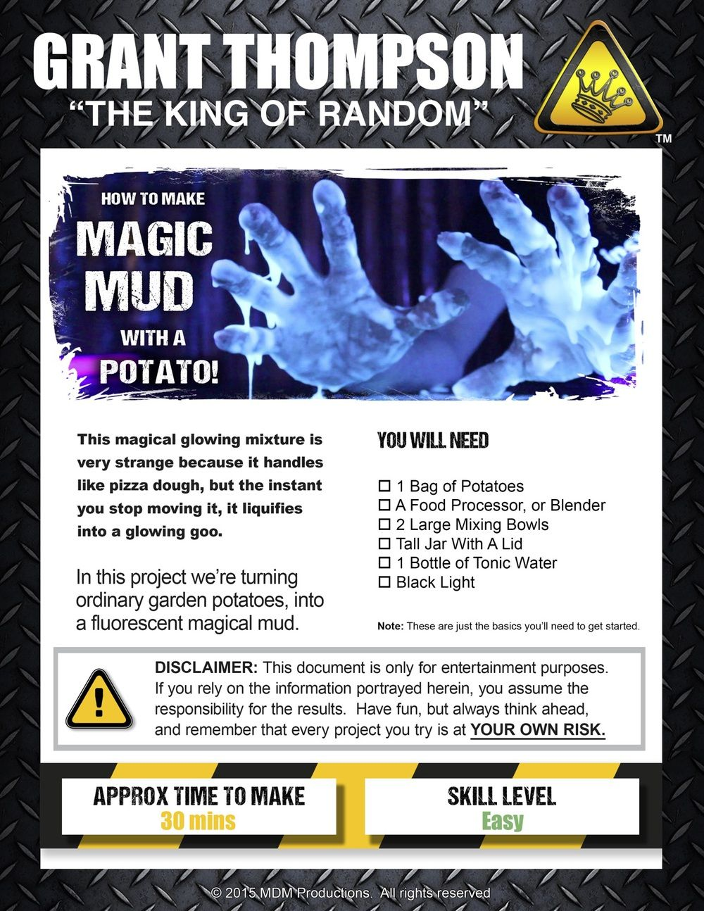 How to Make Magic Mud recommend