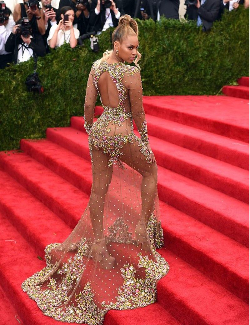 through Hot beyonce see