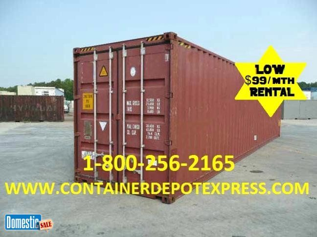 New Used Steel Storage Containers Sea Containers For Rent Or Sale Steel Storage Containers Sea Containers Storage Containers