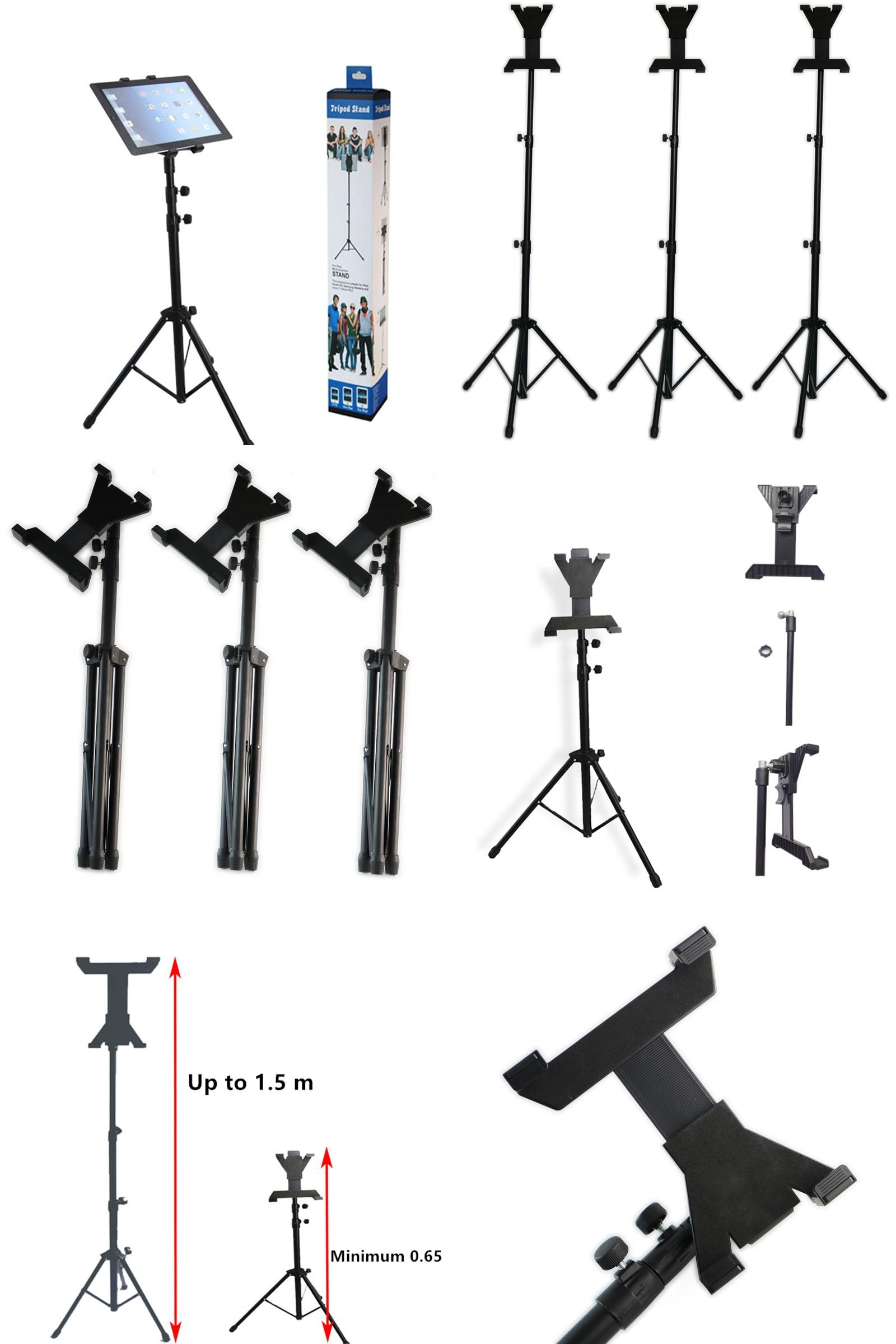 visit to raking foldable floor tablet tripod stand mount for