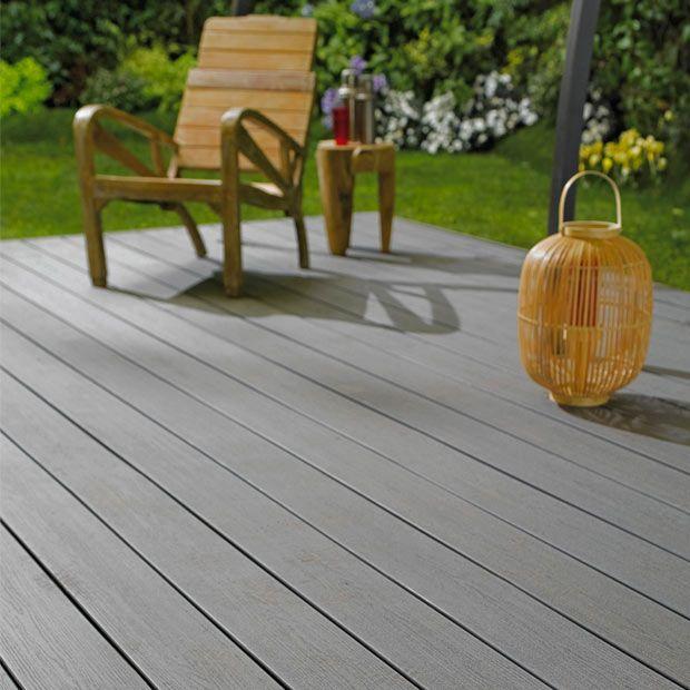 Les lames de terrasse u2013 infos et conseils Composite material