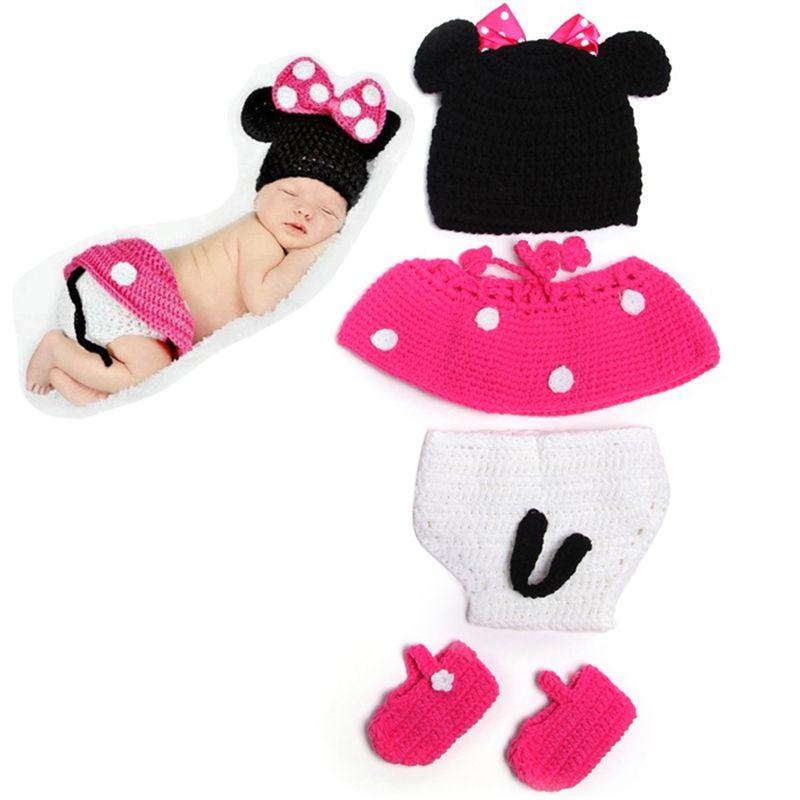 Animales caliente traje de sirena bebé, sombrero recién nacido ...