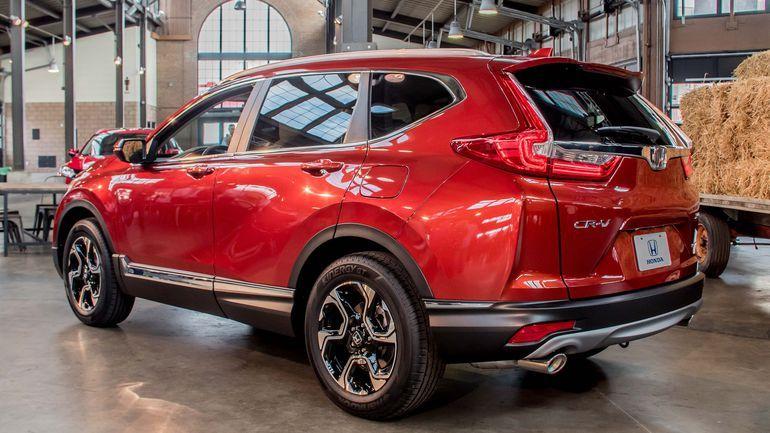 Giá Bán Xe Honda Crv 2017