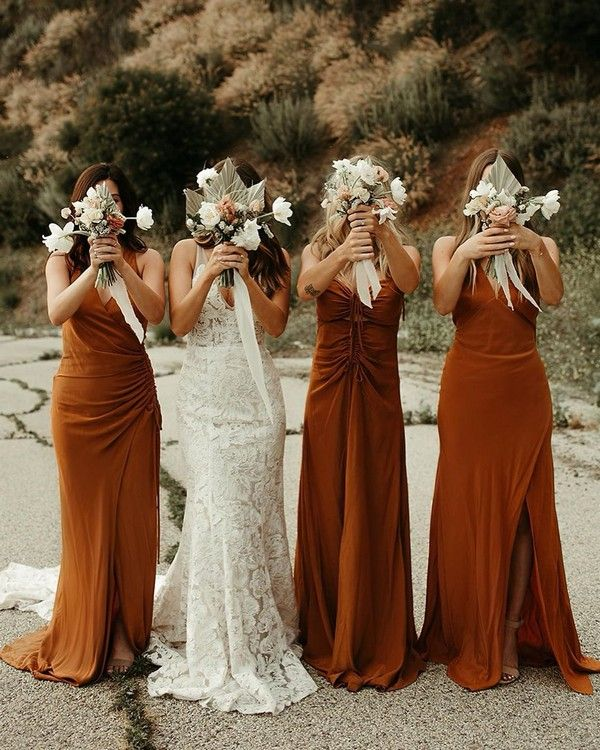 Top 10 Bridesmaid Dresses Trends and Colors for 2020 in