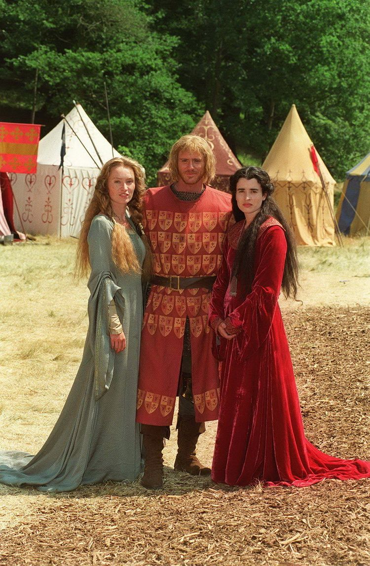 Is Randall Batinkoff Married Awesome ivanhoe 1997 - lady rowena and rebecca with ivanhoe | tv series