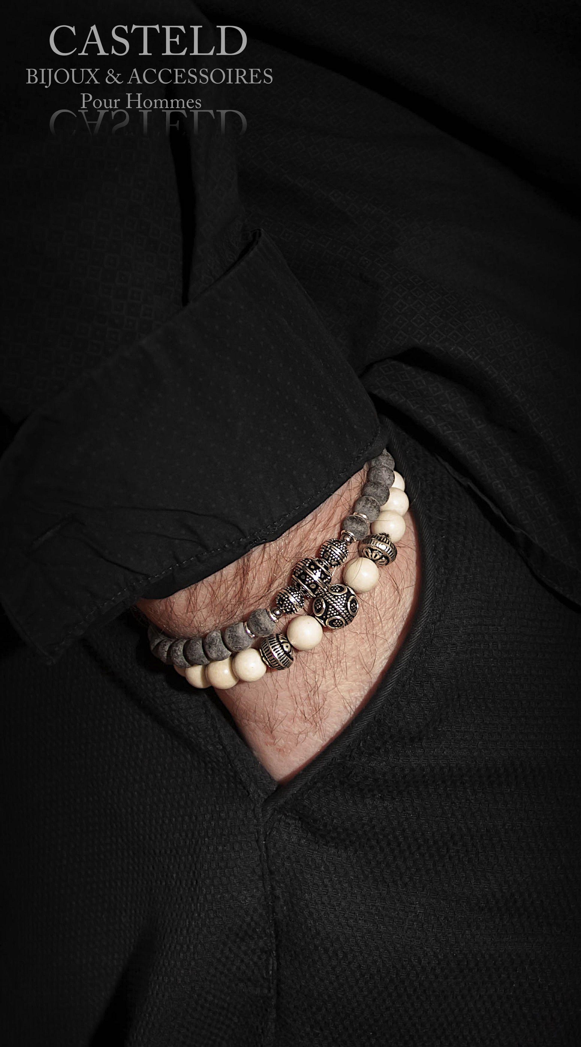 bijoux accessoires homme