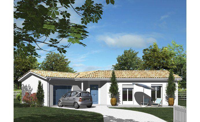 La maison Plaisir Sud Nos modèles Pinterest - construire une maison de 200m2