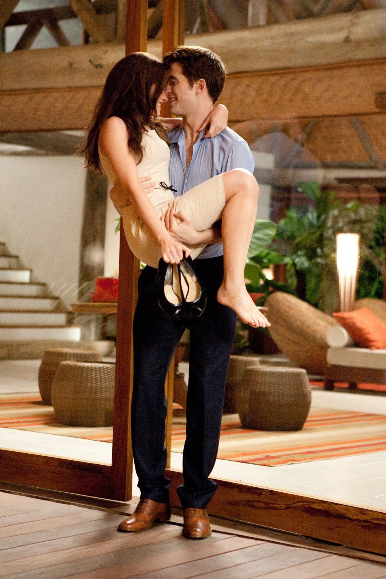 Edward And Bella On There Honeymoon BD1