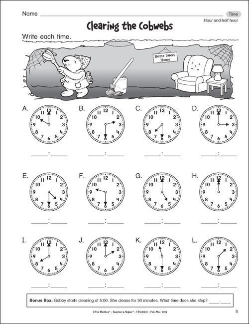 first grade math Get Free 1st Grade Math Worksheets