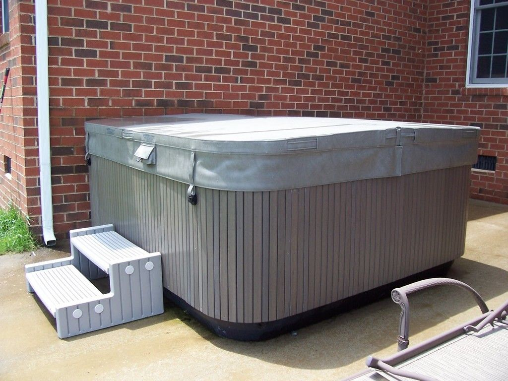 Hot Tub Covers Ebay Just Standard : Cooker Trailer Hot Tub Covers ...