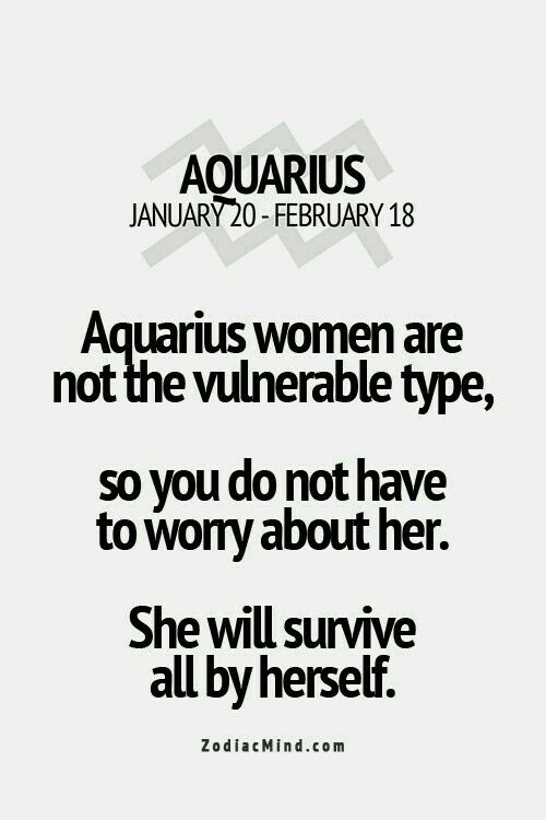 aquarius horoscope love facts