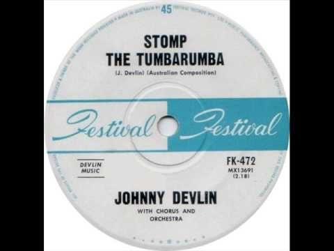 Johnny Devlin Stomp The Tumbarumba Good Music Love Songs Devlin