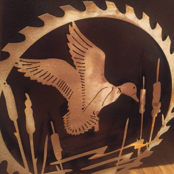 Ducks Unlimited Home Decor: Duck Hunting, Waterfowl Decor, Duck Wall Decor, Hunting