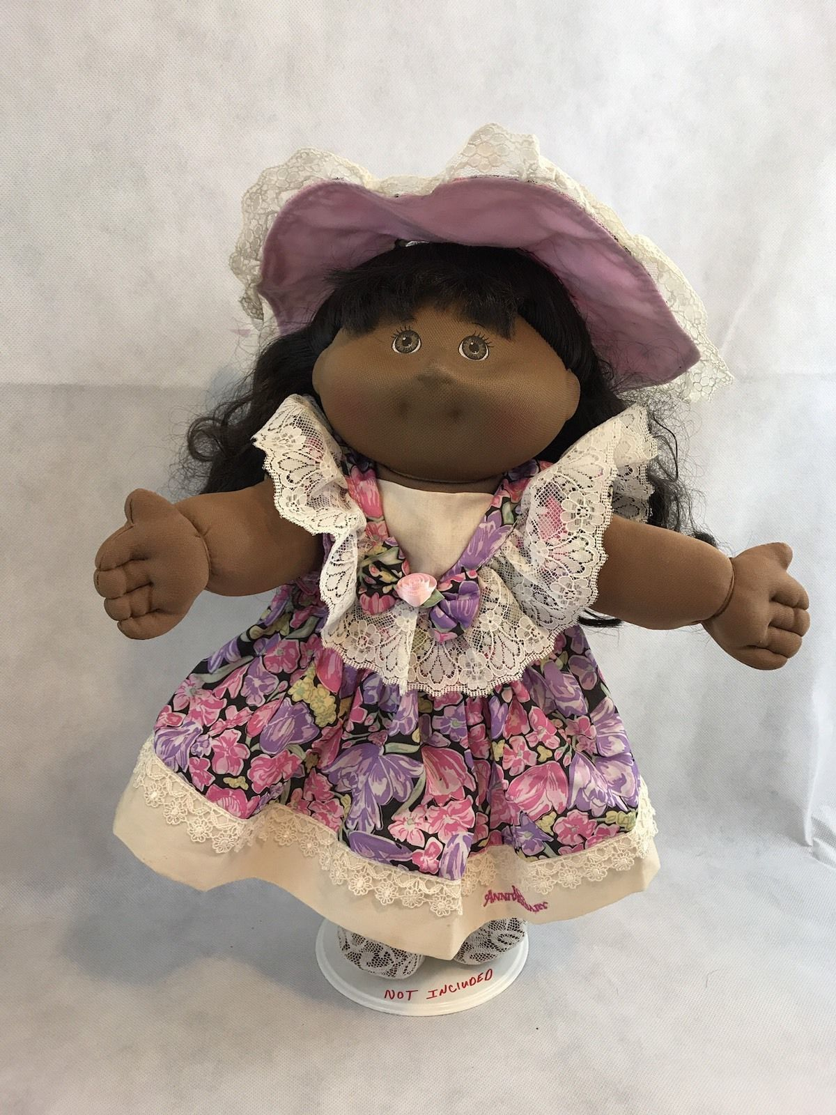 Vintage Cabbage Patch Kids African American 10th Anniversary Edition Doll In Dolls Bears Dolls By Brand Cabbage Patch Kids Cabbage Patch Dolls Patch Kids