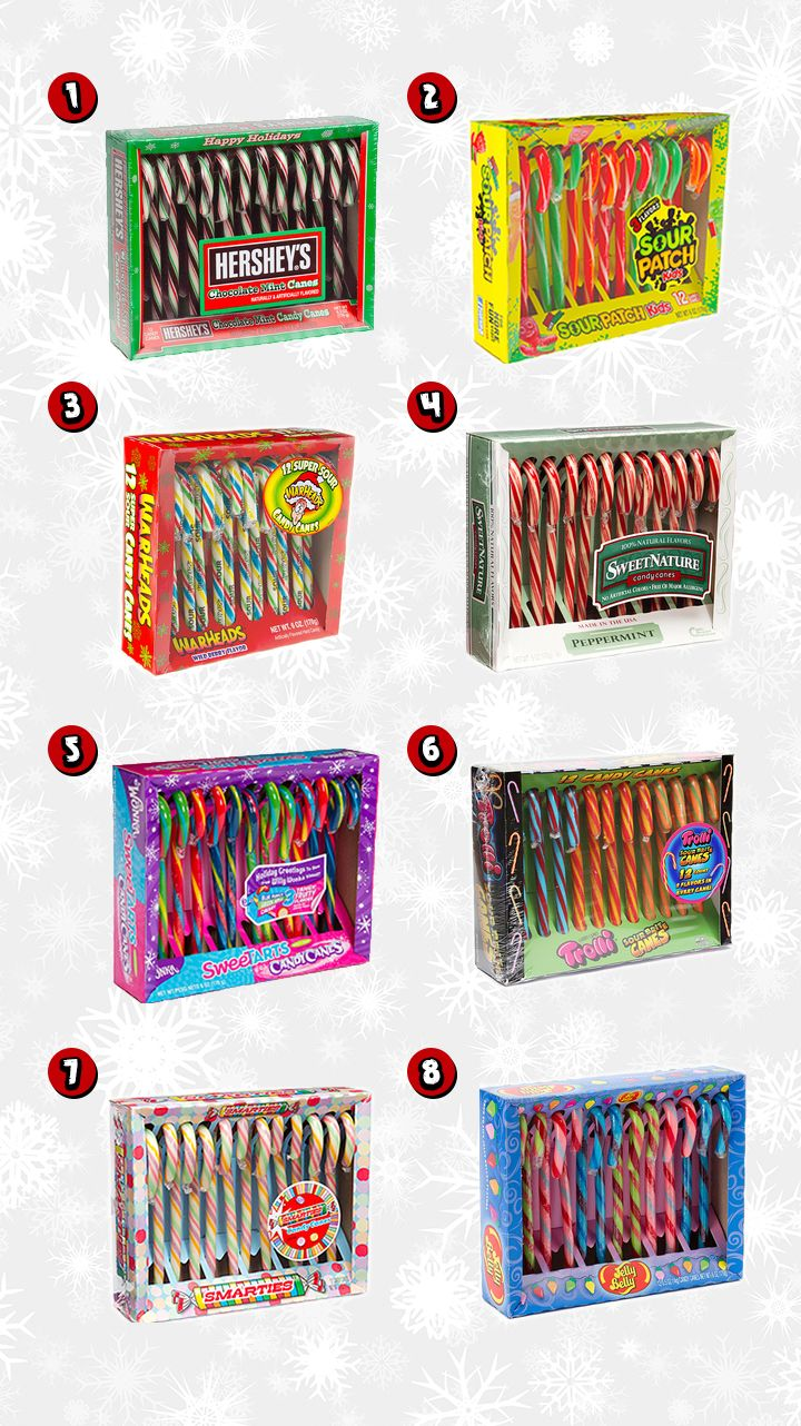 Candy Canes Are A Lot More Fun When They Come In The Same Flavor As Your Favorite Candy Try Sour Patch Kids Candy Candy Cane Recipe Candy Cane Favorite Candy