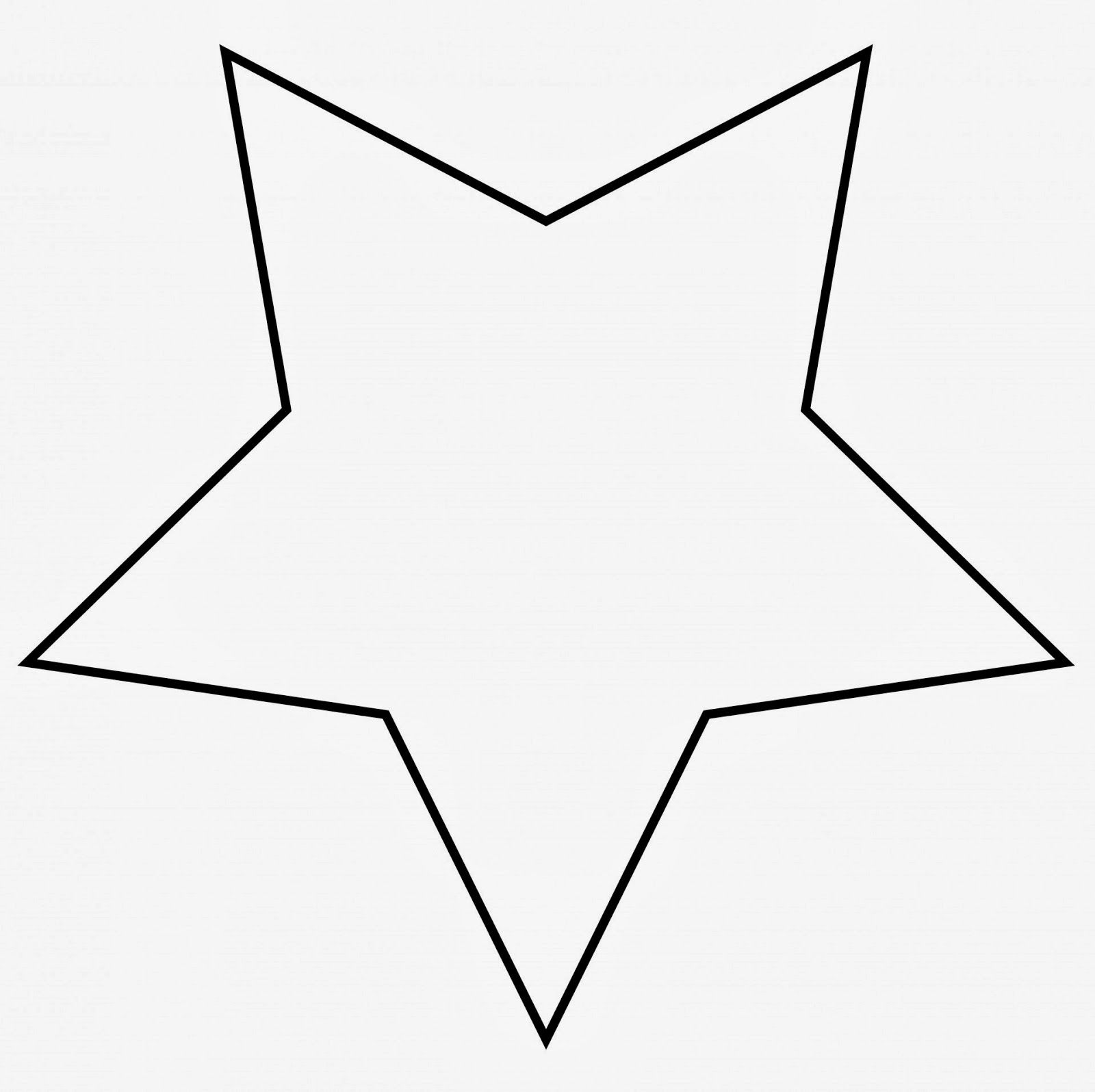 12 Inch Star Template Star Template Printable Star Template Printable Image