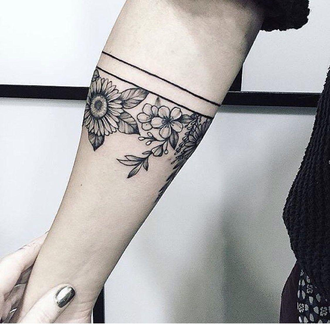 Pin De Caro Gigi En Tattos Tatuaje De Brazalete Tatuajes