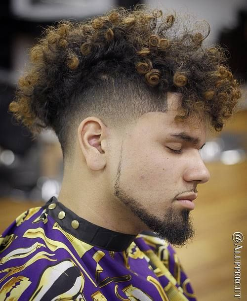 45 Hottest Men S Curly Hairstyles That Attract Women Curly Hair Styles Curly Hair Men Men S Curly Hairstyles