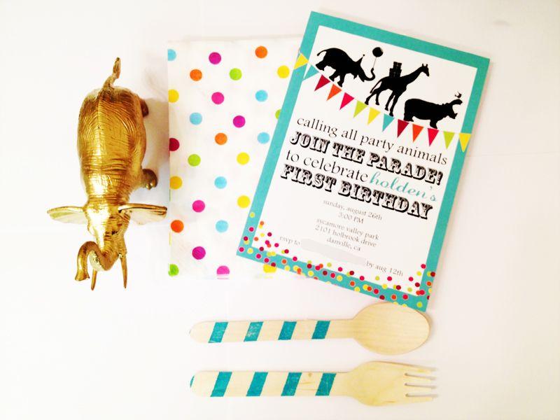 animal parade birthday deco | decorations | Pinterest | Birthdays ...