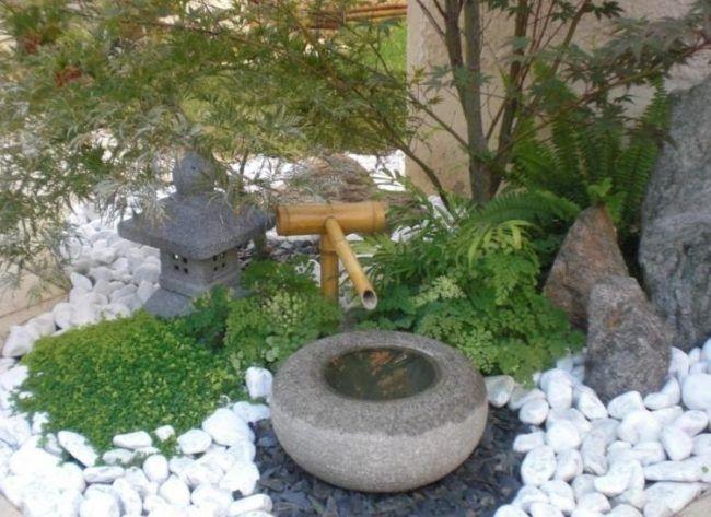 Feng Shui Garten gestalten - Tipps zur Planung der Elemente - garten anlegen tipps