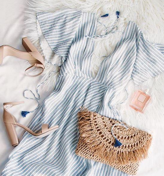 Loxie Maxi Dress