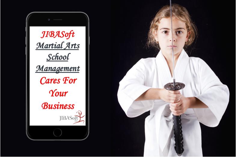 JIBASoft Martial Arts School Management Cares For Your