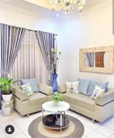 cara menata ruang tamu dan dapur | ide dekorasi ruang tamu