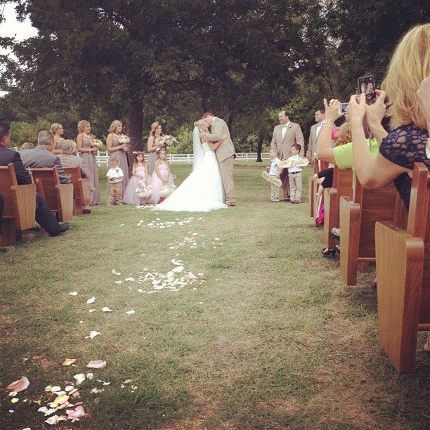 Christina's wedding day! Photo by cl_events #Instagram.... I was there!!!  It was a beautiful day