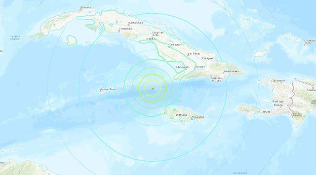 Tsunami Karibik