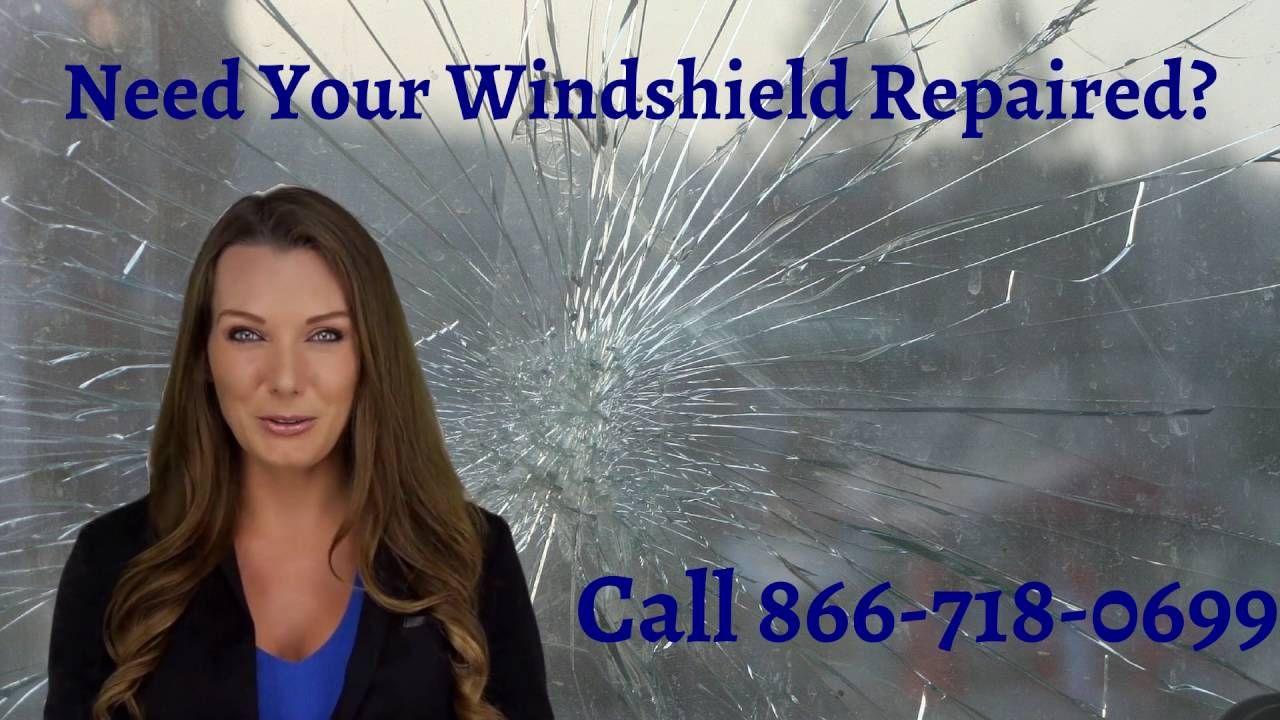 call 8667180699 to have your windshield repaired